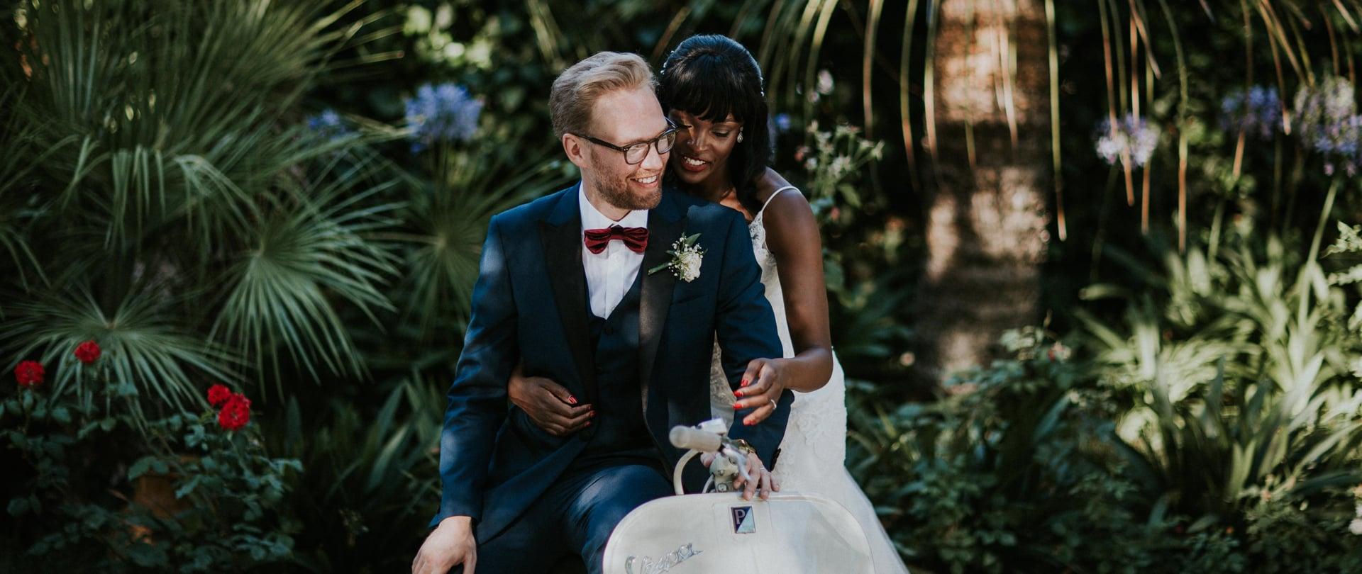 Abisola & James Wedding Video Filmed at Sorrento, Italy