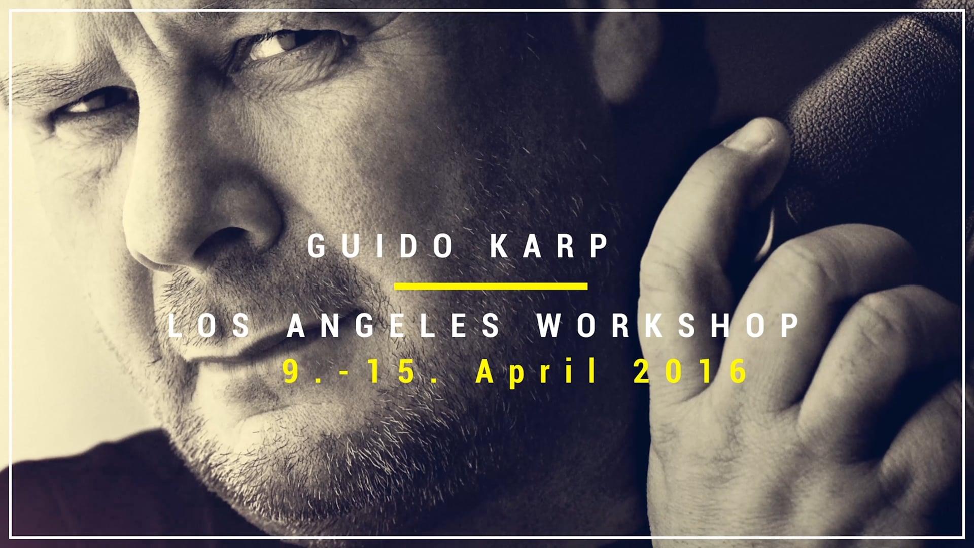 Guido Karp Fotoreise Los Angeles April 2016