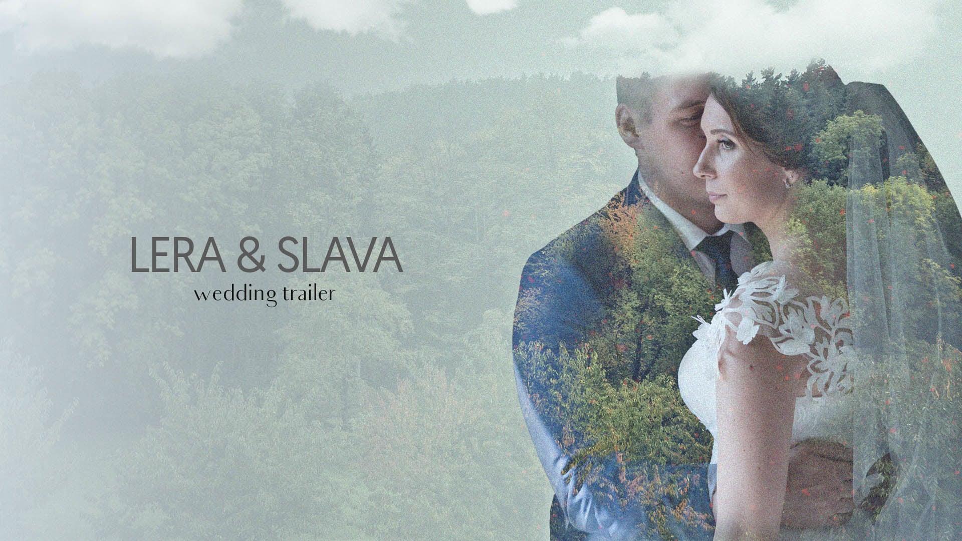 Lera & Slava - Wedding Trailer [Moscow - Russia]