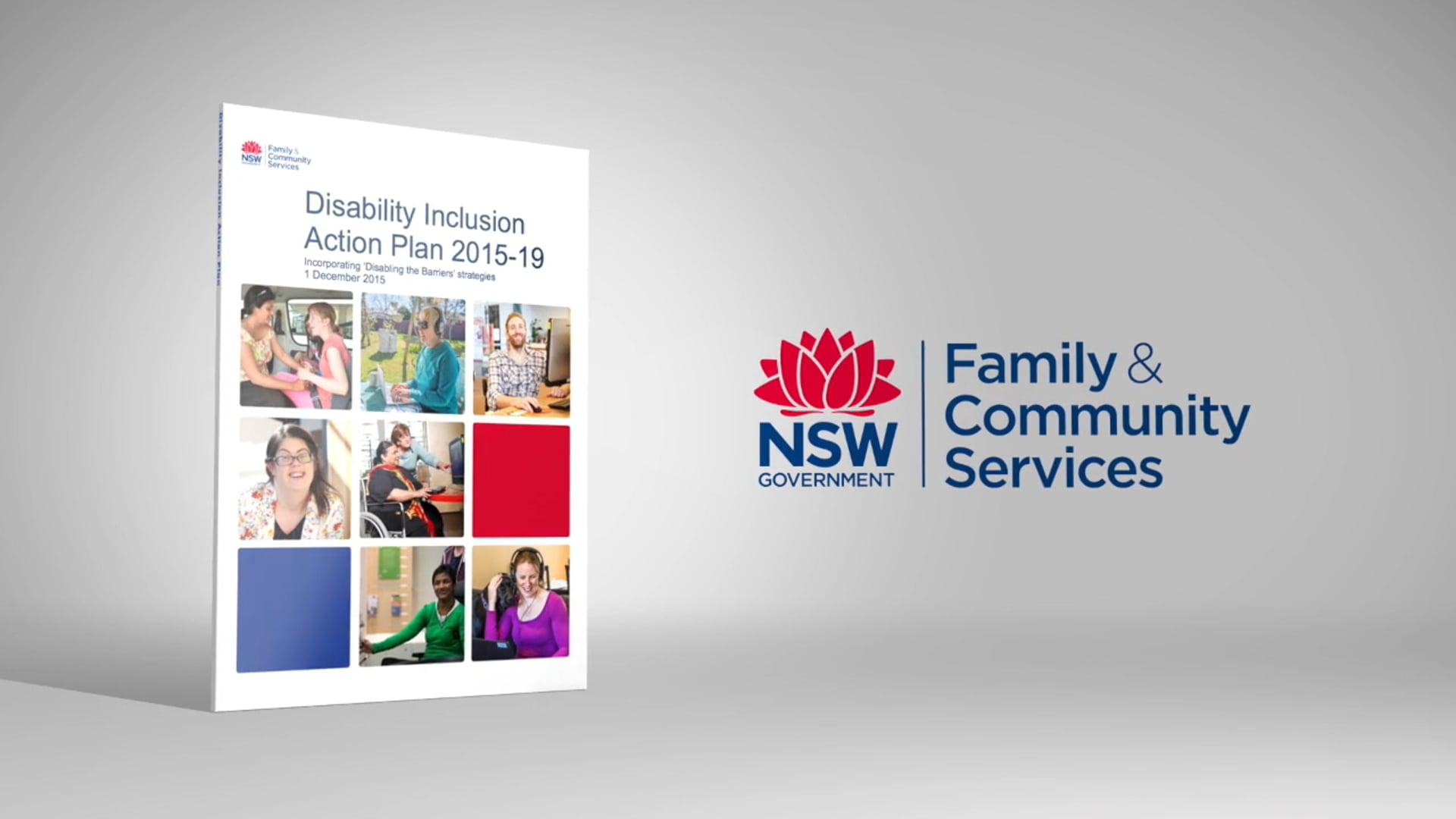 FACS Disability Inclusion Action Plan