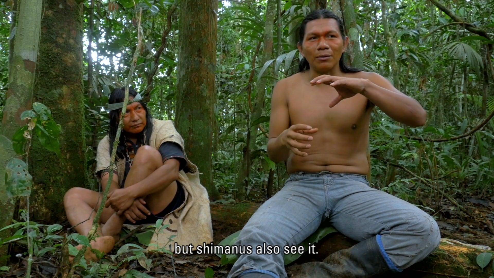 Short documentary - Shimanu, entre lo sagrado y lo profano