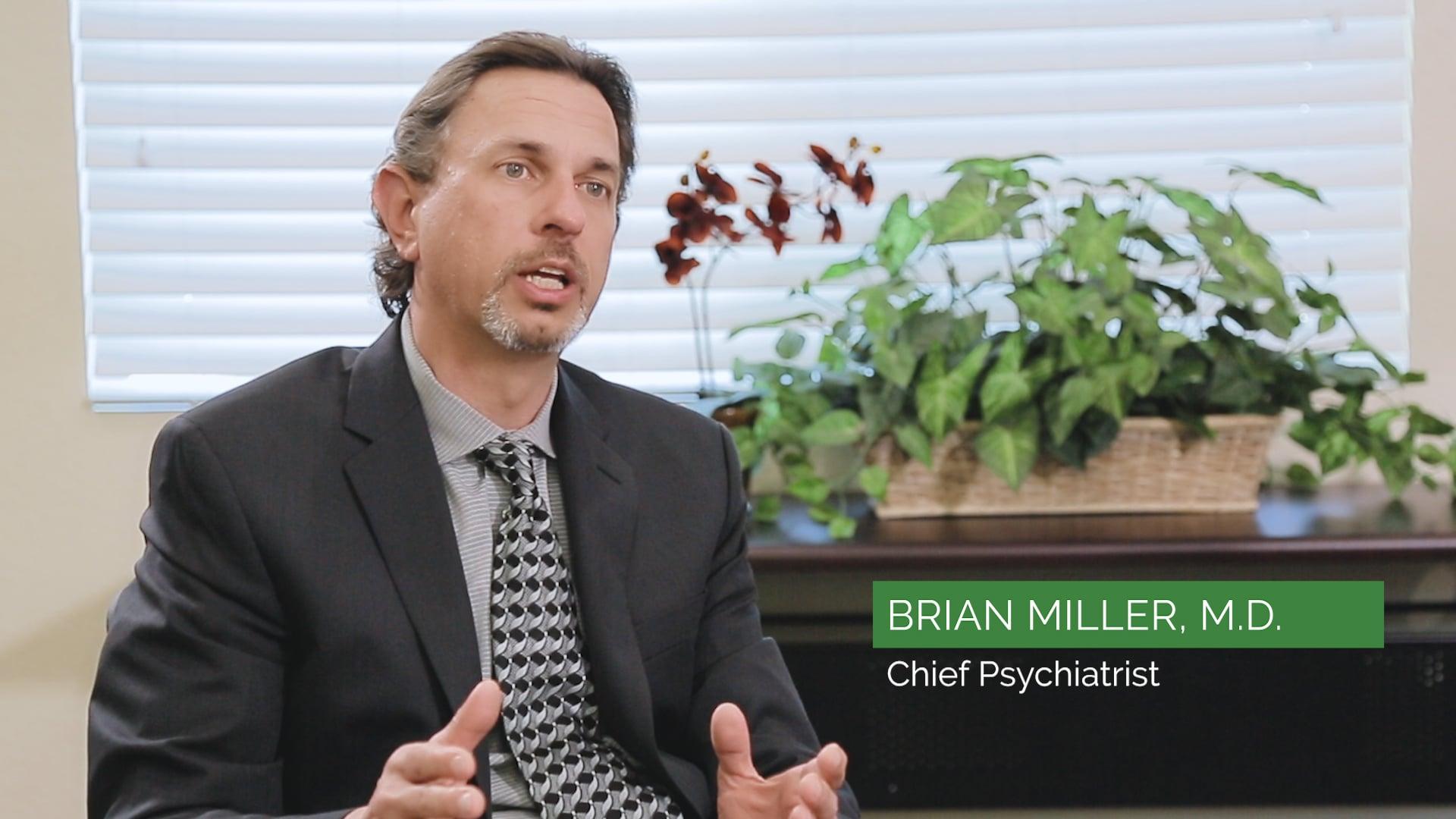 Meet Dr. Miller, Chief Psychiatrist at Alpine Special Treatment Center