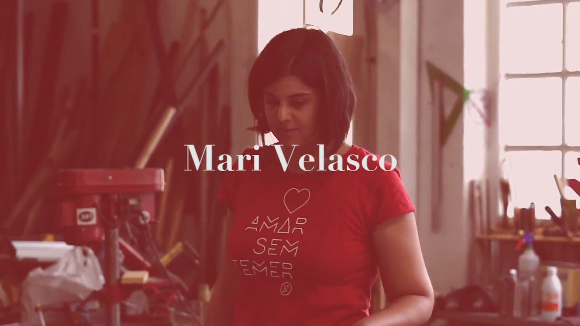 Residencia artísitca R.A.RO Madrid - Mari Velasco (Julio 2017)