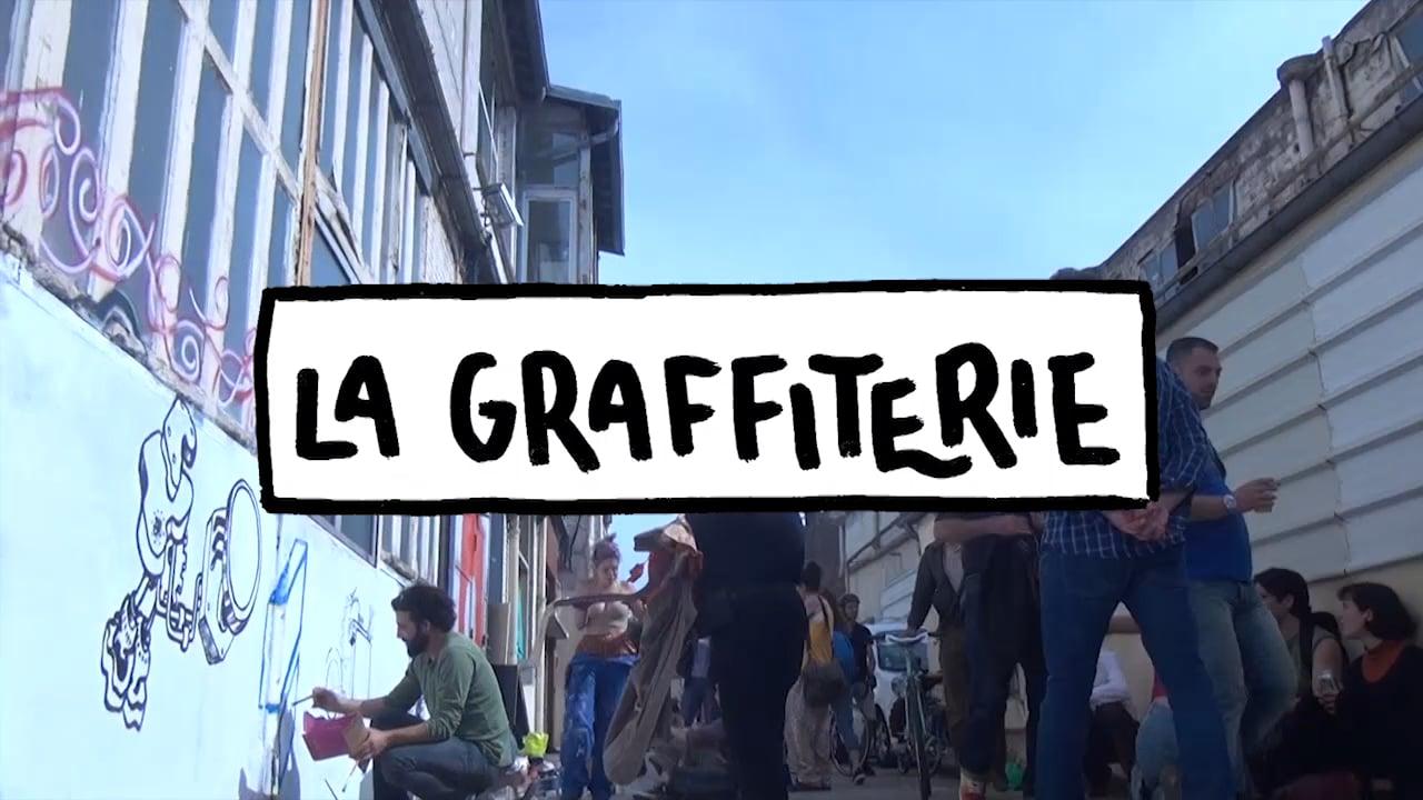 Fresque Participative la Graffiterie