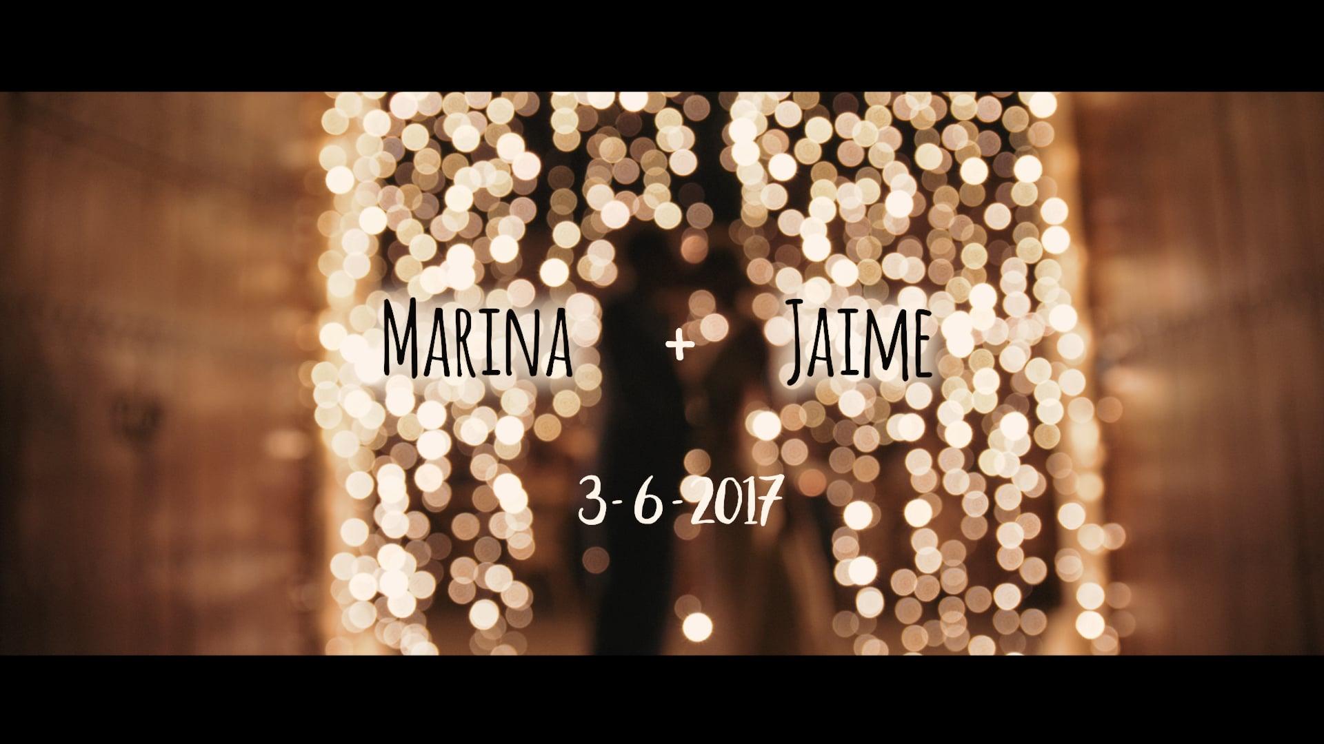 Marina + Jaime Highlights
