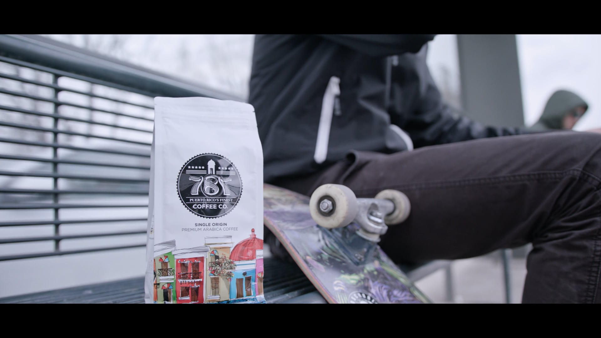 787 Coffee Commercial