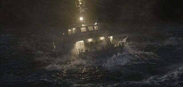 Hospital Ship   Previz