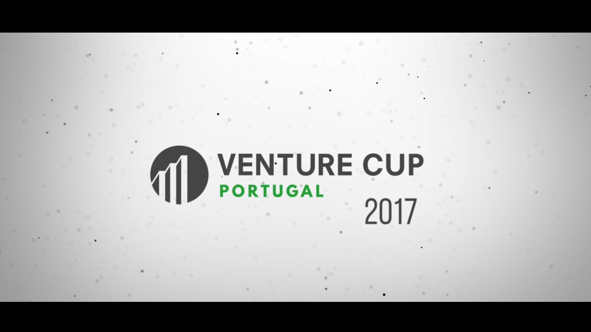 Venture Cup Portugal 2017 - Promo