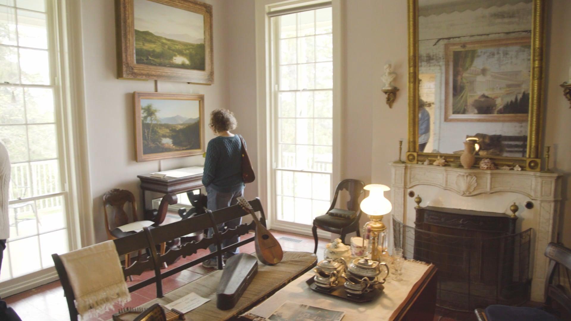 "Thomas Cole National Historic Site ""Parlors"" Promo"