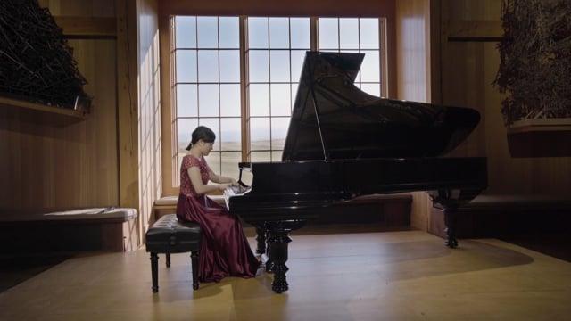 Transcendental Etude No. 10 in F minor, Jenny Chen