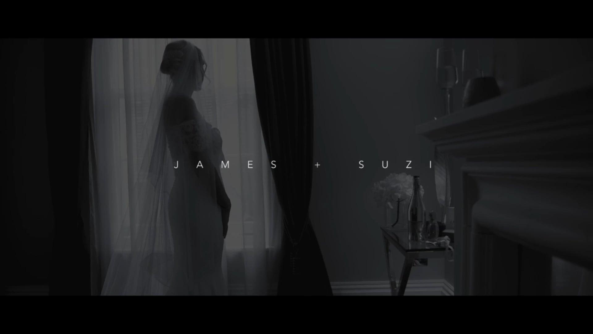 James + Suzi