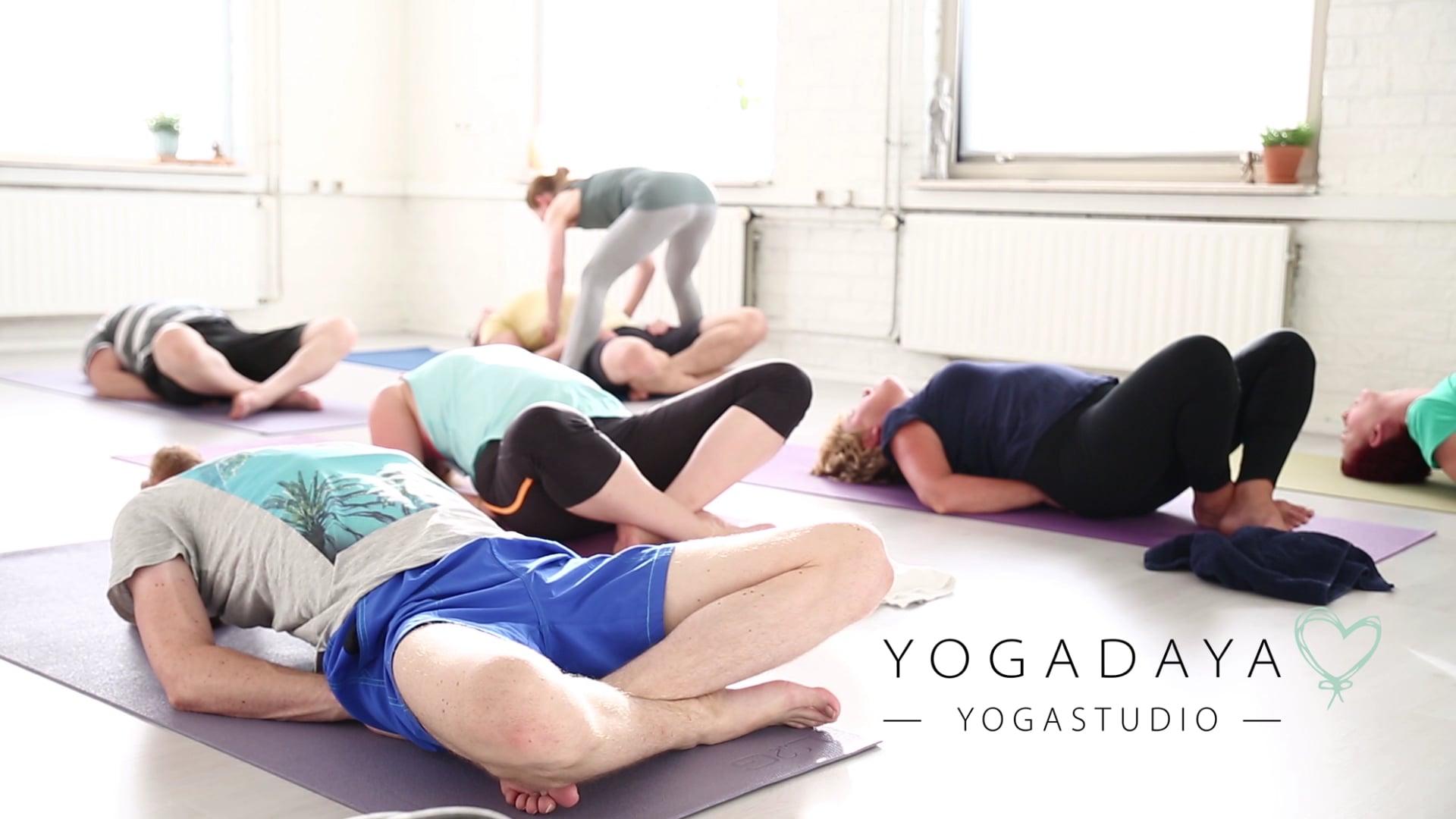 Bedrijf in beeld | Yogadaya