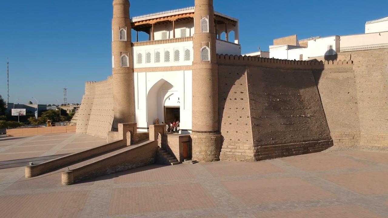 Embarquement: Ouzbékistan - Boukhara