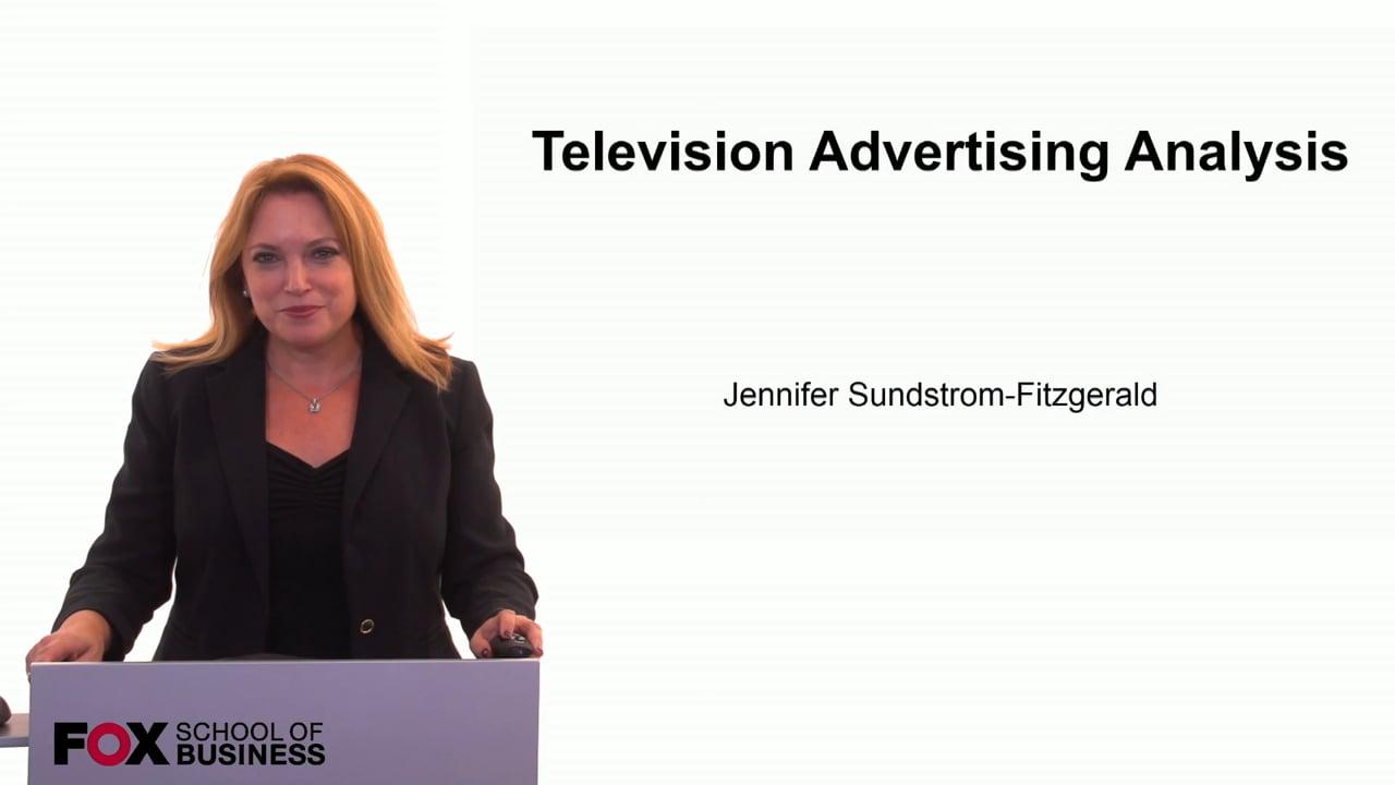 59873TV Advertising Analysis