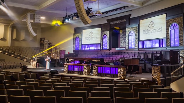 Ridgecrest Baptist Church - Dothan, AL