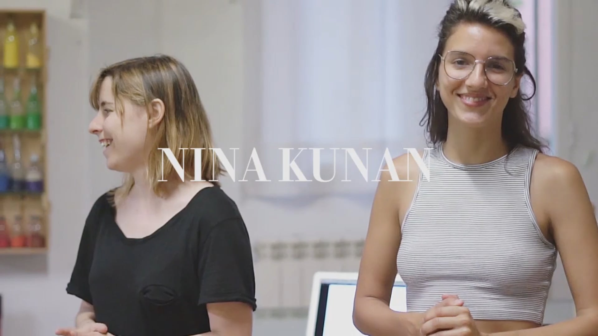 Residencia Artística R.A.R.O Madrid - Nina Kunan (Julio 2017)