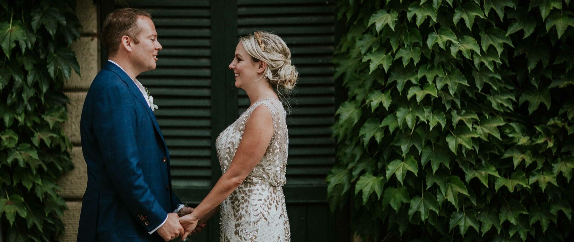 Bec & James Wedding Video Filmed at Tuscany, Italy
