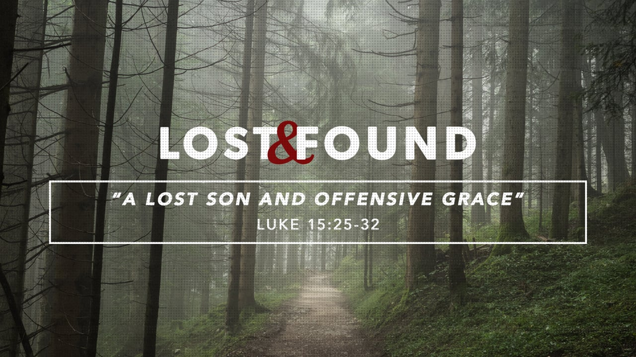 A Lost Son and Offensive Grace