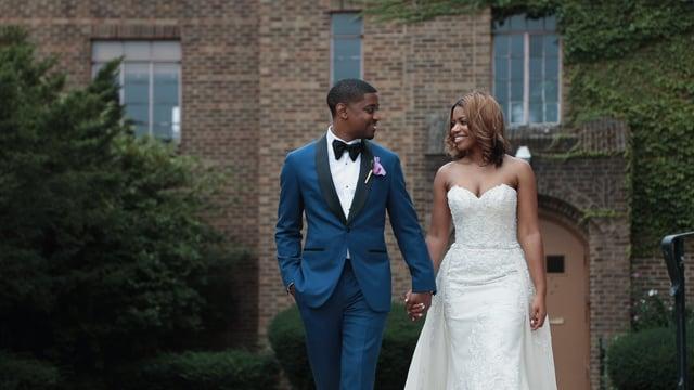 Lydia + Royce | Cinematic Wedding Teaser by Wynn Films