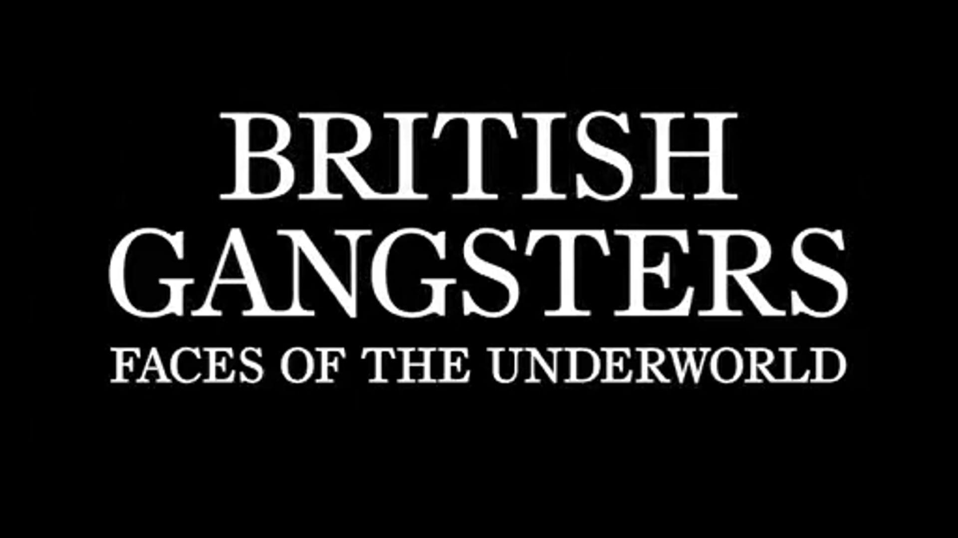 British Gangsters Series 1 [TRAILER]