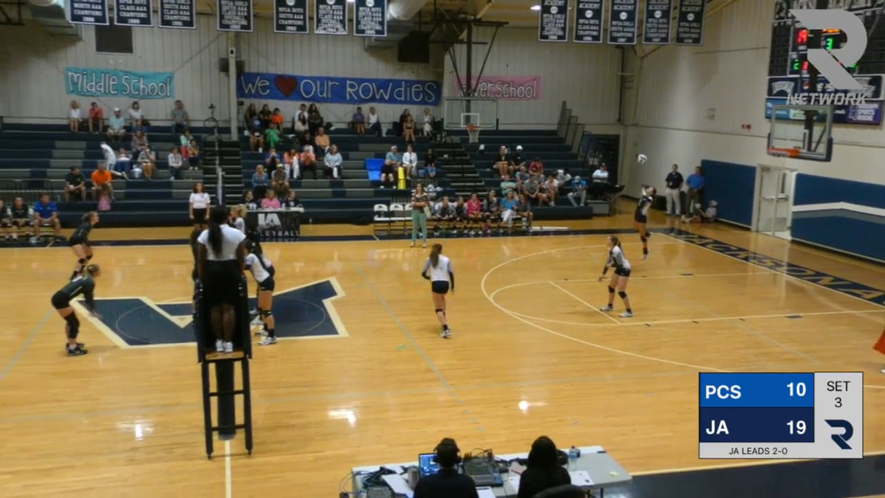 Varsity Volleyball-2017-PCS