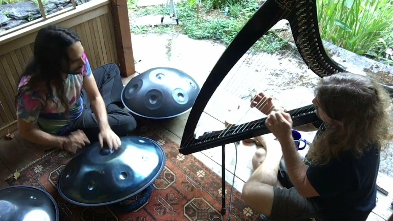 Magic Equation (Makai Handpan and Harp)