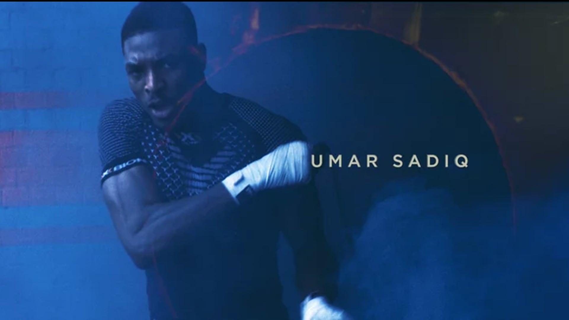 Introducing Umar Sadiq (Alt)
