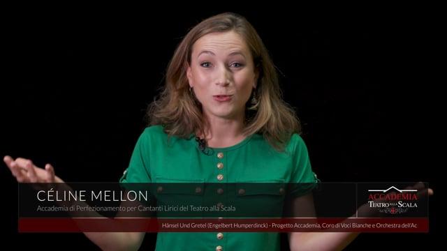 Haensel und Gretel - Céline Mellon - Spot Francese