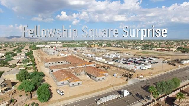 Fellowship Square Surprise Mid-September