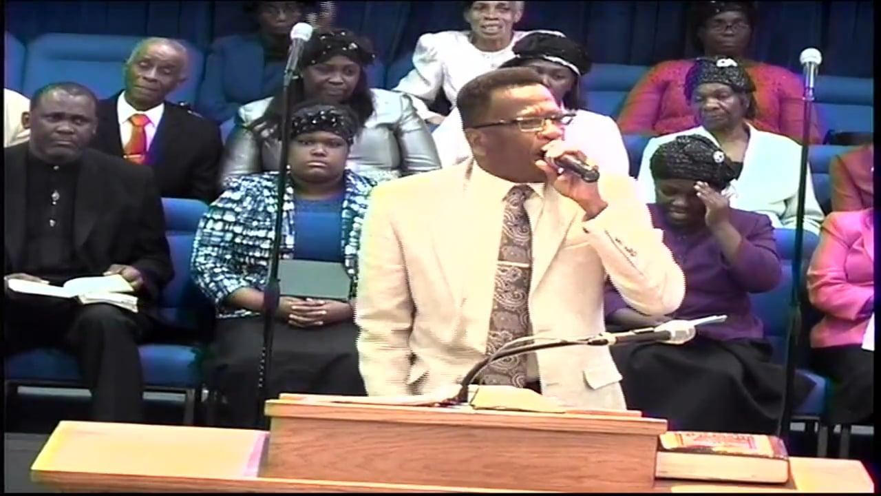 09-13-17, Pastor Hector Carpenter, Don't Drop The Ball