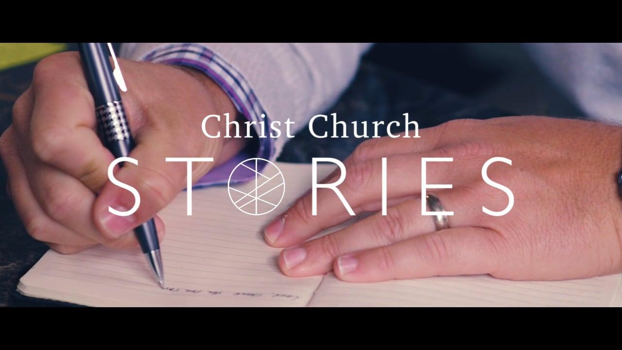 Christ Church Stories: Mike Baker