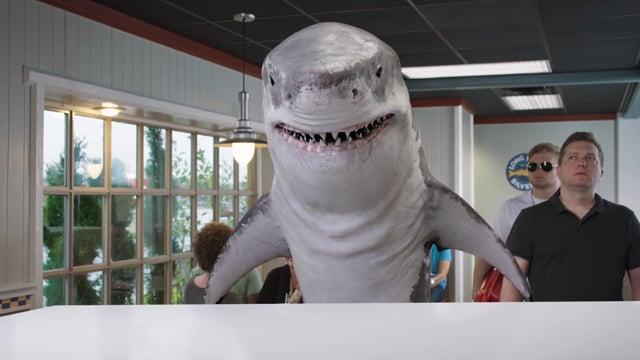 """Long John Silver's """"Shark Growl"""" :30"""