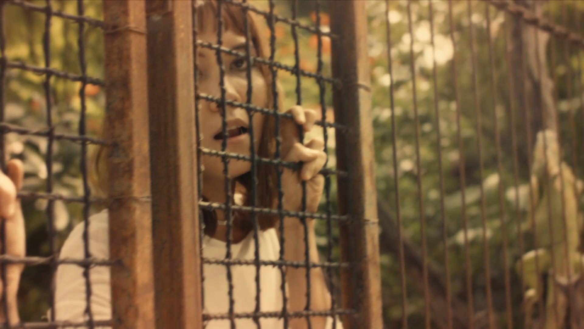 """L'Animal Grafitti"" - MV - Nymph Hutakom - Dir. Tom Waller"