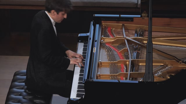 "Sonata Tragica in C minor, Op. 39, No. 5, from ""Forgotten Melodies"", Yevgeny Sudbin"