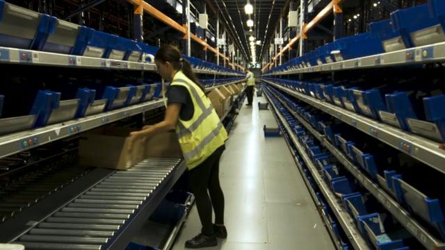 Accenture Pearson Supply Chain