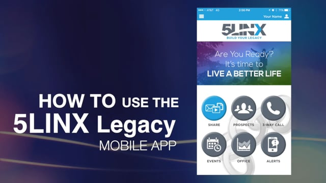 3148The All-New My 5LINX Legacy App