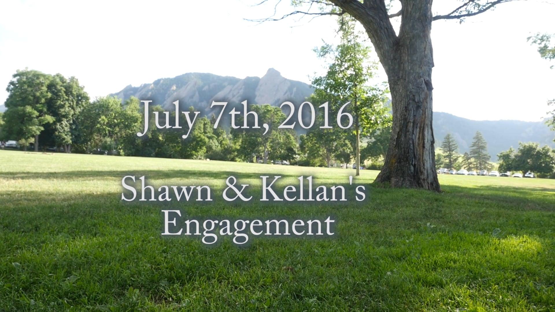 Shawn & Kellan's Engagement