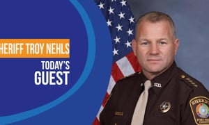 Texas Sheriff Loves Post-Harvey Unity, Love and Support