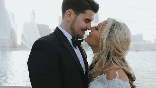Danielle + Erik | Cinematic Wedding Teaser by Wynn Films