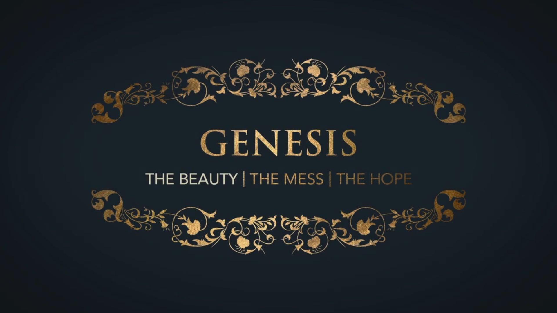 Week 2: The Beauty of God