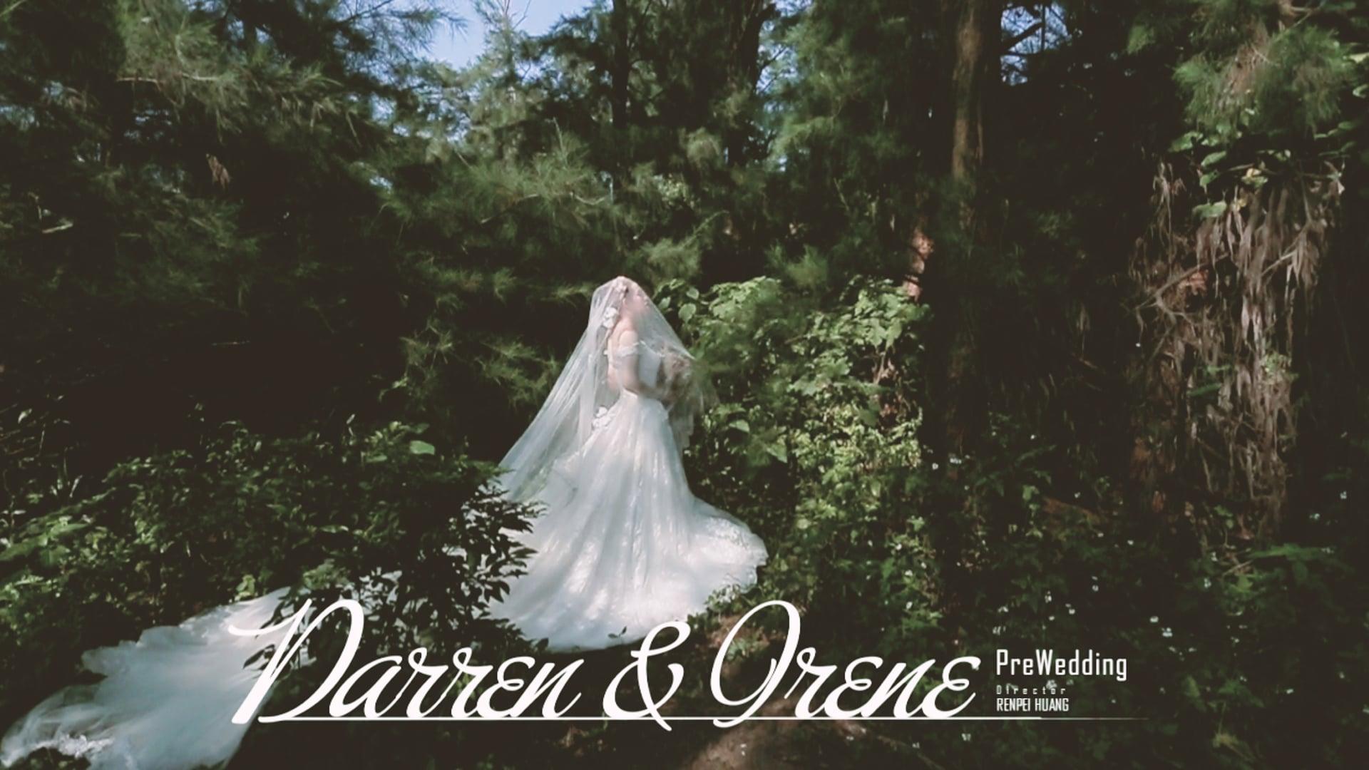 婚紗側錄(Darren+Irene)