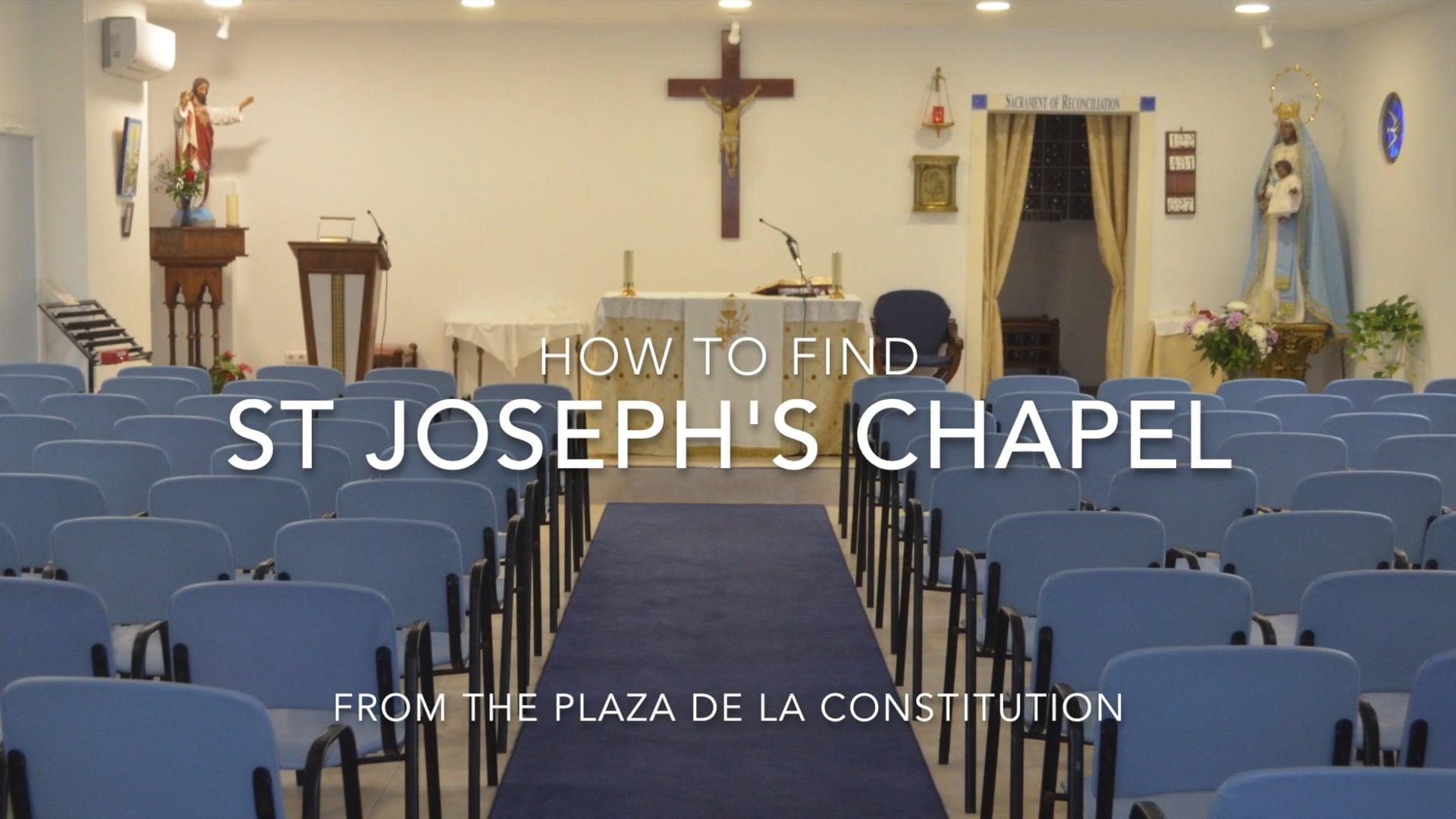St Josephs from Rosario