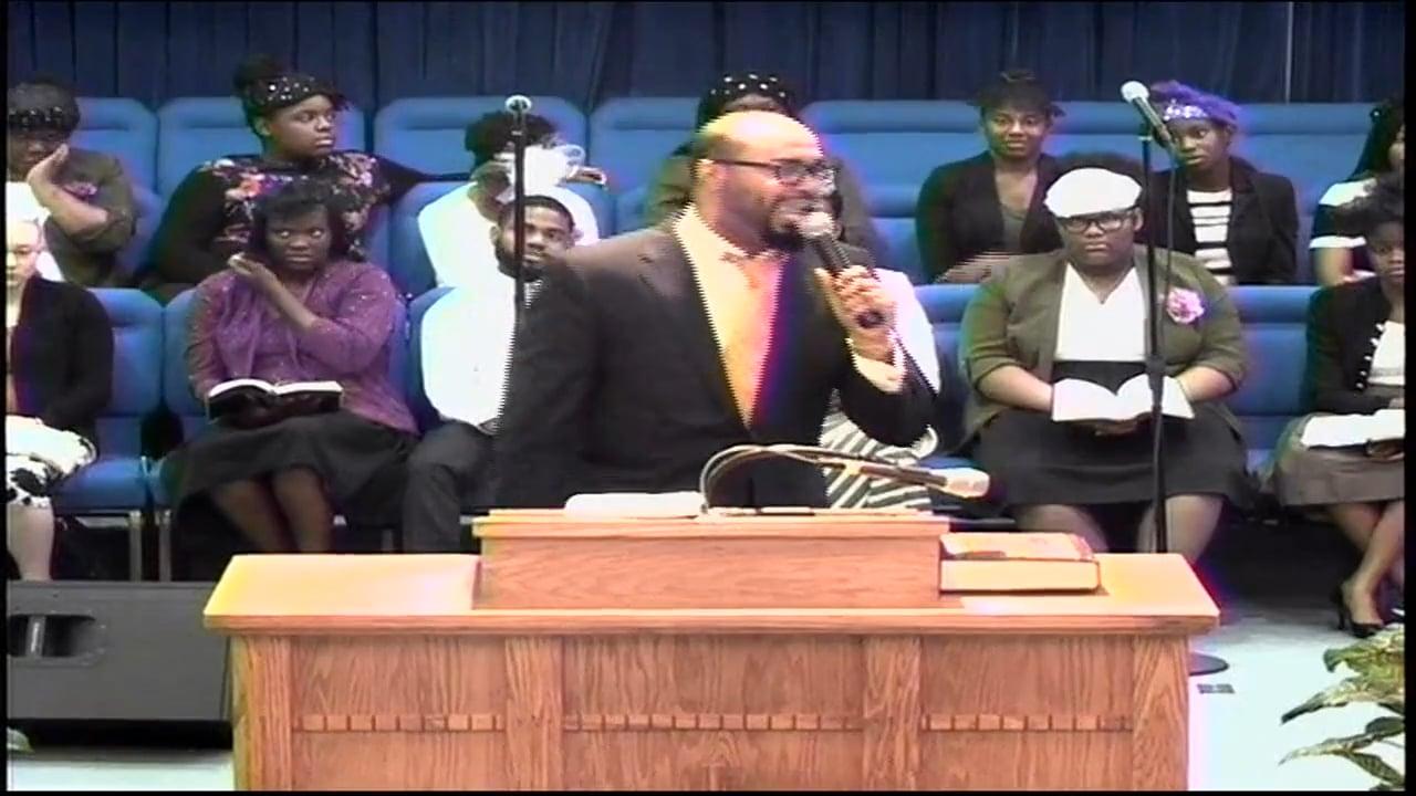 09-16-17, Elder Mark Moore, Lord Come Down
