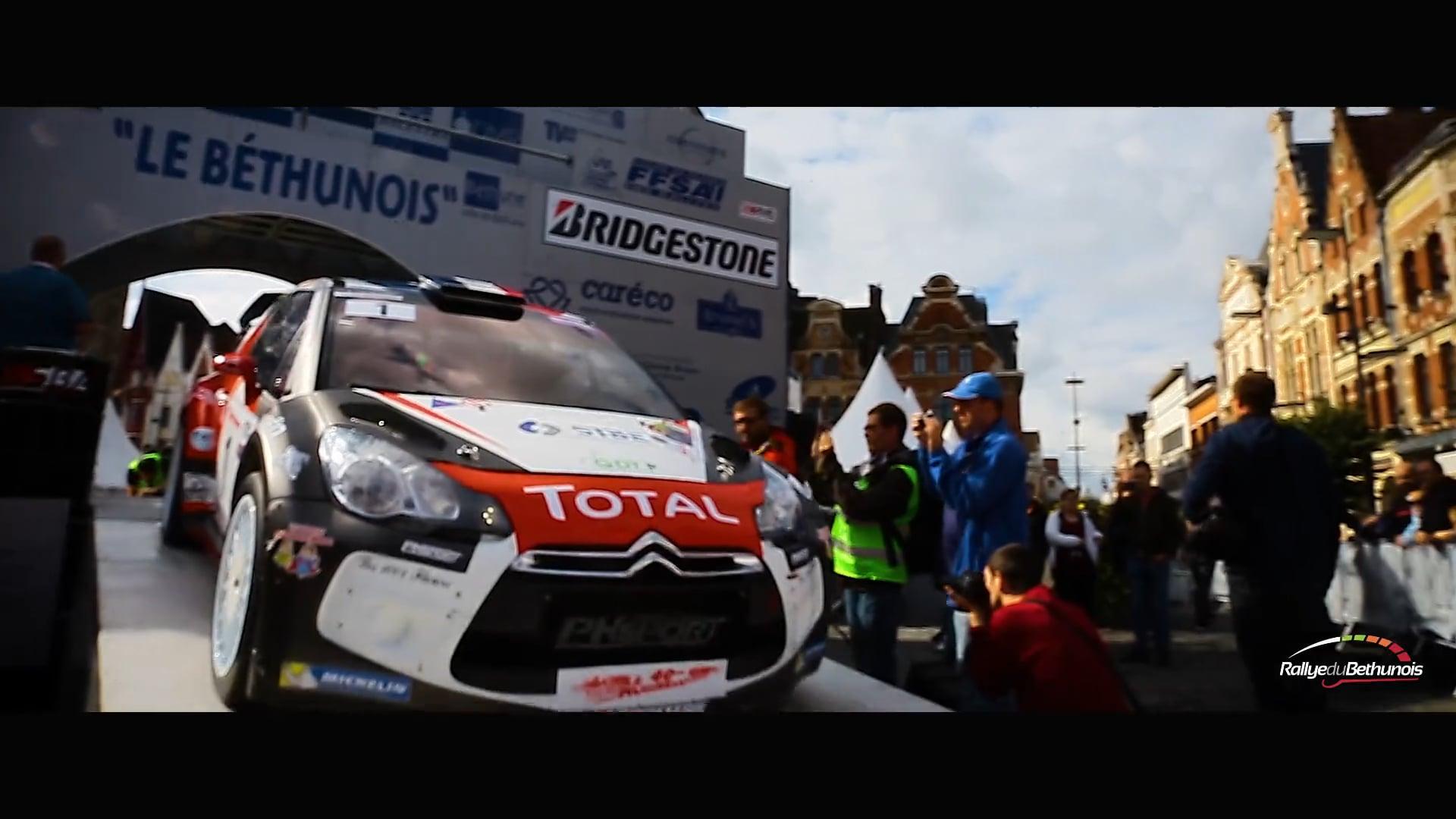 Rallye le Béthunois - 40ème Edition