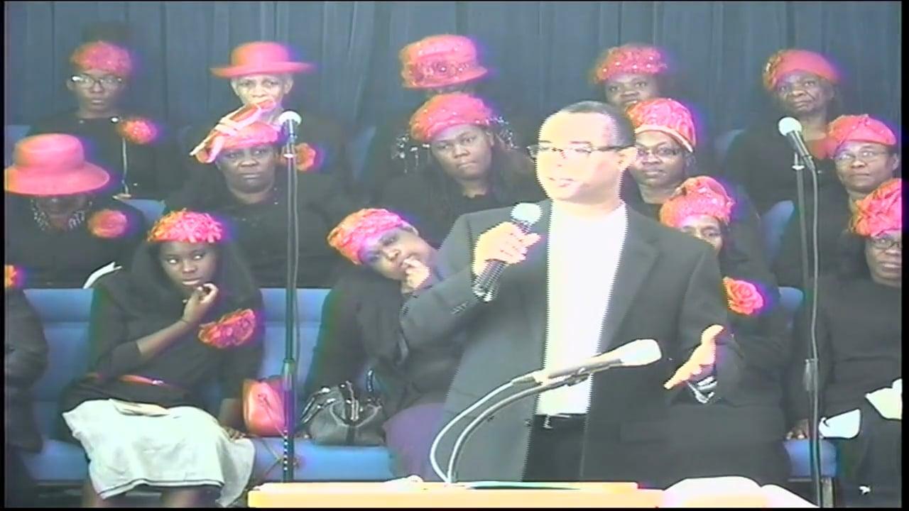 09-17-17, Pastor John-Mark Bartlett, God Will Finish The Journey--Morning Service