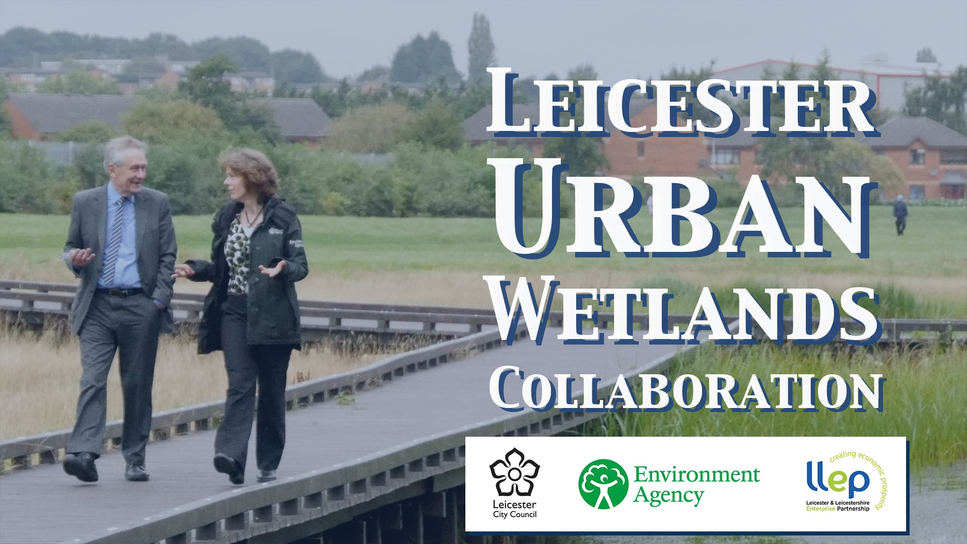 The Leicester Urban Wetlands Collaboration