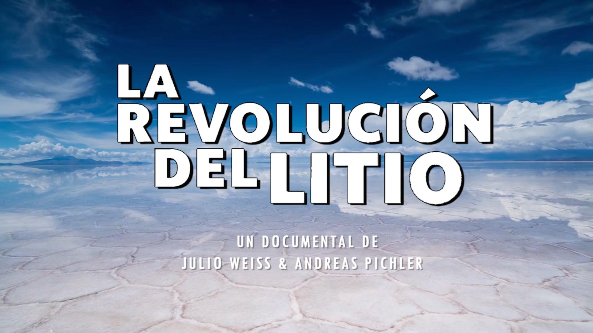 Trailer Pre-estreon La Revolucion del Litio