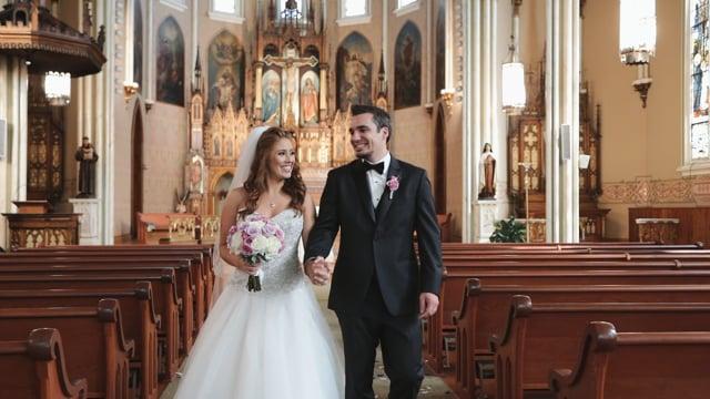 Ashley + David | Cinematic Wedding Teaser by Wynn Films
