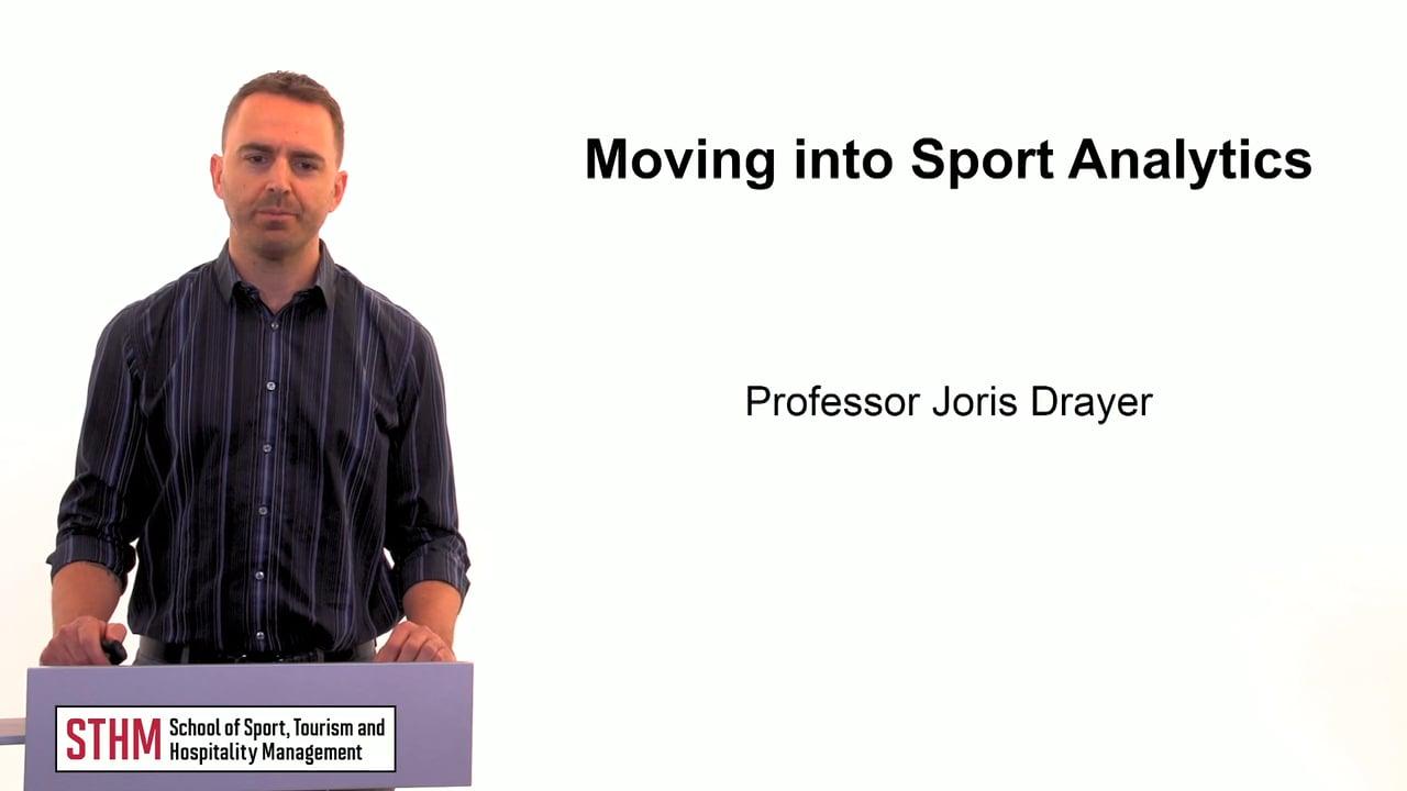 59971Moving into Sports Analytics