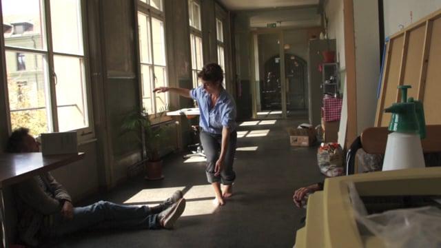 'ohne Titel' Monica Klingler kuriert Emie Fabre, Elke Mark